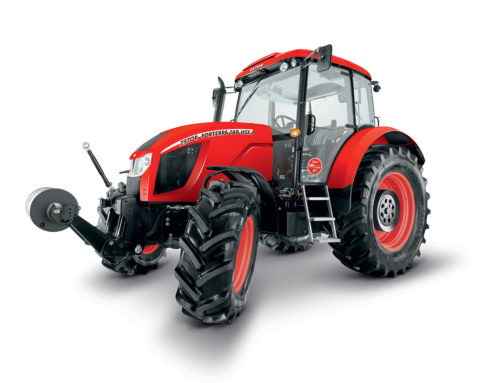 Traktor Zetor Forterra HSX